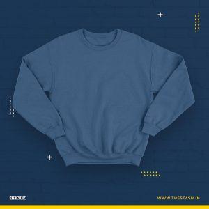 Casual Solid Sweatshirt