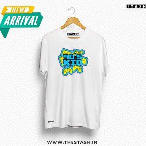 90's Kid Unisex Printed Tshirt