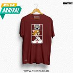 TOm & Jerry Facetime Printed Unisex Tshirt